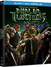 Teenage Mutant Ninja Turtles (Blu-ray Disc) (2 Disc) (Eng/Fre/Spa/Por)