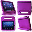 Fintie - Kiddie Light Weight ShockProof Kids Friendly Case Cover for iPad mini 7.9 Tablet - Purple
