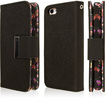 Empire - KLIX Klutch Designer Wallet for Apple iPhone 5C - Vintage Floral