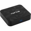 Nyrius - Songo™ HiFi BT aptX Music Receiver for Streaming Smartphones Tablets Laptops to Stereo Systems - Black - Black