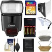 Canon - Speedlite 430EX II Flash w/ 16GB SD Card+Softbox+Bounce Diffuser f/ EOS 7D,5D,60D,50D DSLR Cameras