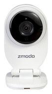 Zmodo - EZCam Wireless High-Definition Video Monitoring Camera - Ivory