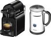 Nespresso - Inissia/Aero+ Espresso Maker and Milk Frother - Black