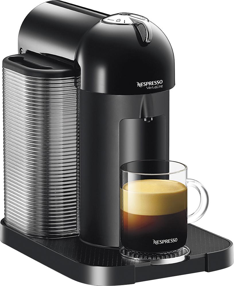 Nespresso - Vertuoline Espresso Maker - Black
