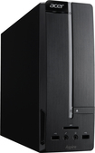 Acer - Aspire X Desktop - Intel Core i3 - 6GB Memory - 1TB Hard Drive - Black