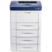 Xerox - Phaser Network-Ready Black-and-White Printer - White