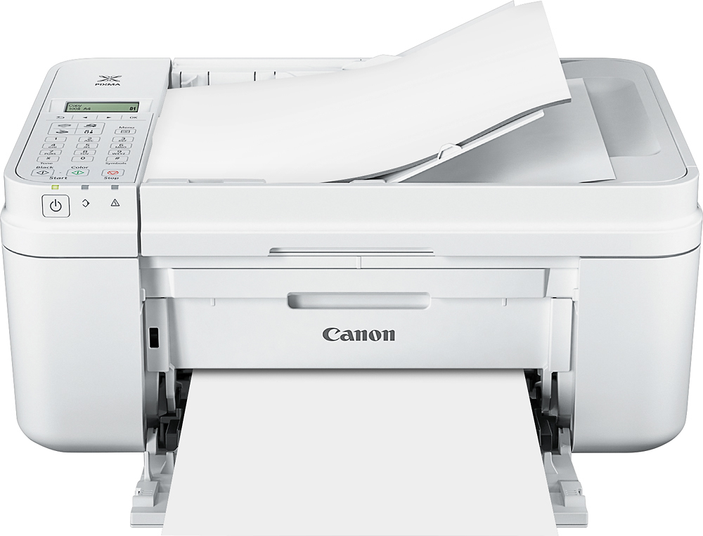 Canon PIXMA MX492 Wireless AllInOne Printer White 0013C022
