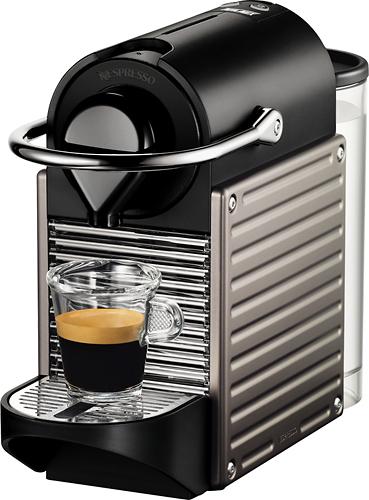 Nespresso - Pixie Espresso Maker - Electric Titan