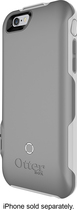 OtterBox - Resurgence Series External Battery Case for Apple® iPhone® 6 - Gunmetal Gray/White