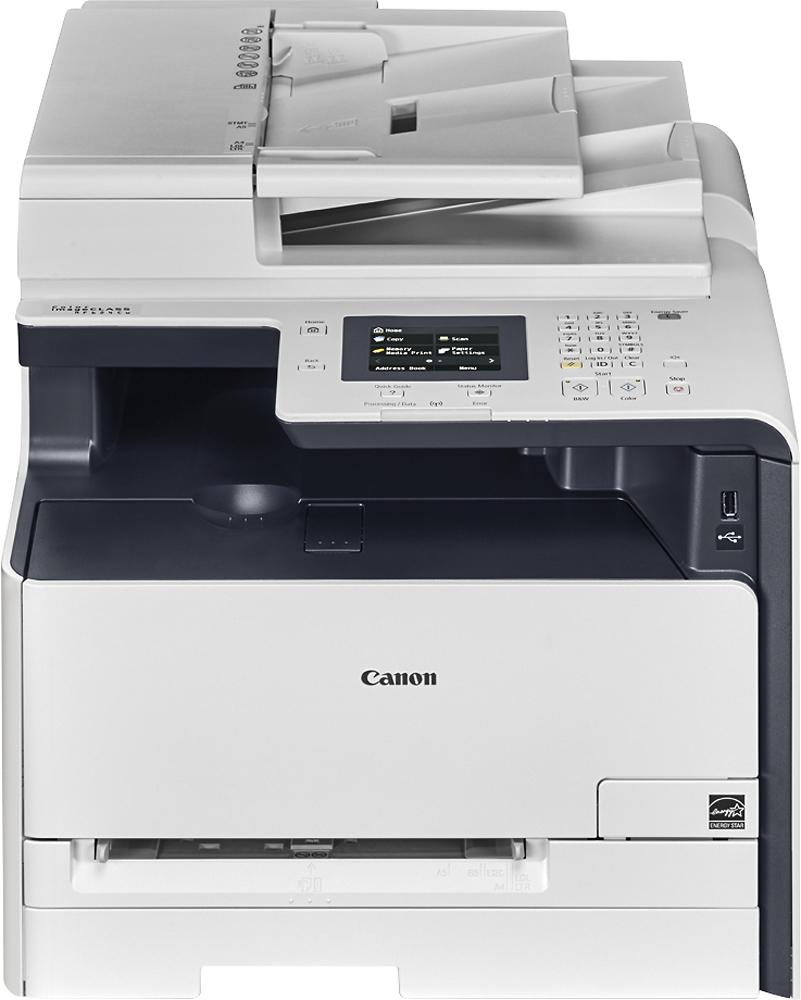 Color printer wireless - Canon Imageclass Mf624cw Wireless Color Laser Printer White