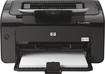 HP - LaserJet Pro P1102w Wireless Black-and-White Printer - Black