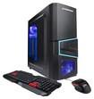 CyberPowerPC - Gamer Ultra Desktop - AMD FX-Series - 16GB Memory - 2TB Hard Drive - Black/Blue
