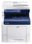 Xerox - WorkCentre 6605 Network-Ready Color All-In-One Printer - White
