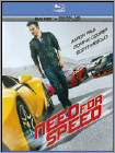 Need For Speed (Blu-ray Disc) (Digital Copy) (Eng/Fre/Spa)