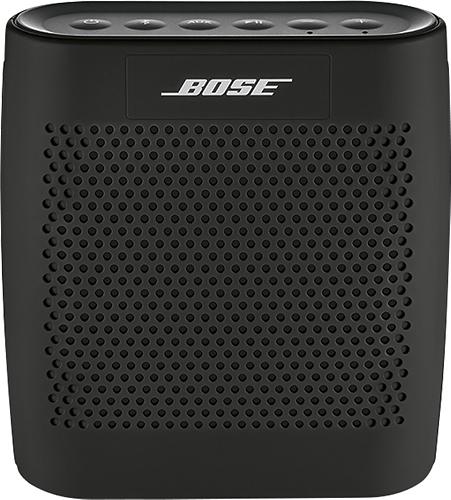 Bose® - SoundLink® Color Bluetooth Speaker - Black