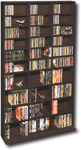 Dvd Storage And The Men Who Love It