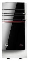 HP - ENVY Desktop - Intel Core i5 - 8GB Memory - 2TB Hard Drive - Black